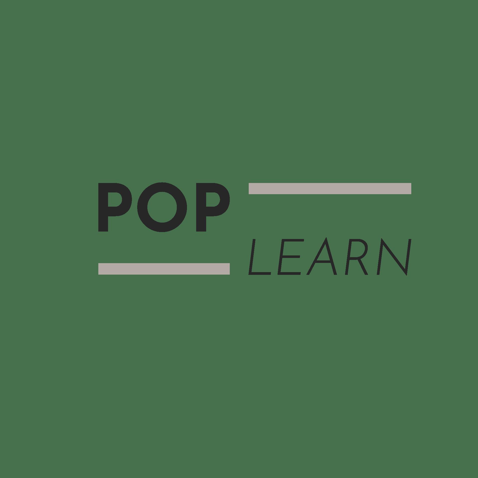Livecom Pop Learn